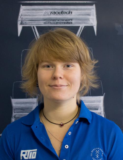 Josephine Rotte Racetech Racing Team